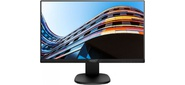 "Philips 223S7EYMB / 00 21.5"" Black с поворотом экрана IPS,  LED,  1920 x 1080,  5 ms,  178° / 178°,  250 cd / m,  20M:1,  +DisplayPort 1.2,  +MM"