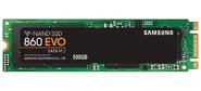 Накопитель SSD Samsung SATA III 500Gb MZ-N6E500BW 860 EVO M.2 2280