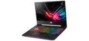 "ASUS ROG GL504GV-ES105T 15.6"" (1920x1080  (матовый,  144Hz)) / Intel Core i7 8750H (2.2Ghz) / 16384Mb / 1000+256SSDGb / noDVD / Ext:nVidia GeForce RTX2060 (6144Mb) / Cam / BT / WiFi / war 2y / 2.4kg / Gunmetal / W10 + mouse"