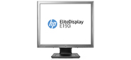 "HP EliteDisplay E190i 19.5"" LED Monitor IPS,  250 cd / m2,  1000:1,  8ms,  1280х1024,  178° / 178°,  VGA,  DVI-D,  DisplayPort"