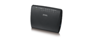 ZYXEL VMG3312-T20A Wireless N VDSL2 Combo WAN Gateway VDSL2 profile 17a over POTS Gateway,  GbE WAN,  4FE LAN,  1 USB 2.0,  WiFi 11n 2.4GHz 300Mbps,  EU+UK STD version
