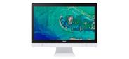 "Моноблок Acer Aspire C20-820 19.5"" HD+ Cel J3060  (1.6),  4Gb,  500Gb 5.4k,  HDG400,  CR,  Linux,  GbitEth,  WiFi,  BT,  45W,  клавиатура,  мышь,  Cam,  белый 1600x900"