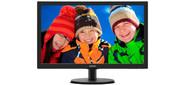 "Philips 223V5LSB2,  21.5"",  1920x1080,  TN LED,  16:9,  5ms,  VGA,  10M:1,  90 / 65,  200cd,  Glossy-Black"