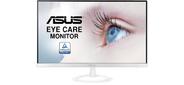 "ASUS 27"" VZ279HE-W IPS LED,  1920x1080,  5ms,  250cd / m2,  178° / 178°,  80Mln:1,  D-Sub,  HDMI х 2,  ультратонкий корпус,  EyeCare,  регулировка наклона,  White,  90LM02XD-B01470"