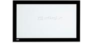 """Экран настенный на раме Digis DSVFS-16908L  (VELVET,  формат 16:9,  150"""",  346x203,  рабочая поверхность 330x187,  MW,  рама 80мм обтянута чёрным бархатом)"""