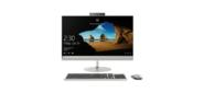 "Lenovo IdeaCentre AIO 520-27ICB Monitor stand 27"" 2560 x 1440 Intel Core i5 8400T  (1.7Ghz) 8192Mb 1000 + 128SSDGb DVDrw Ext: AMD Radeon RX 550  (2048Mb) BT WiFi war 1y 8.83kg silver DOS + Клавиатура,  мышь"
