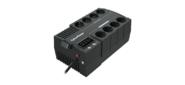 CyberPower BS450E Line-Interactive NEW 450VA / 270W USB  (4+4 EURO)