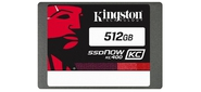 "KINGSTON 512GB SSDNow KC400 SSD SATA 3 2.5""  (7mm height) 5 Yrs or Life Remaining"