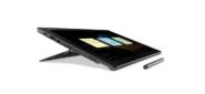 """Lenovo Tablet BE MIIX 520-12IKB Intel Core i5-8250U,  8192MB,  256гб M.2 SSD,  Intel UHD Graphics 620,  12.2"""" FHD  (1920x1080) IPS,  WiFi,  BT,  LTE,  KB&Stylus,  1.26kg,  Win10Pro64,  IRON GREY,  1yw"""