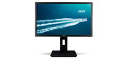 "Acer B246HLYMDPR 24"" темно-серый TN+film LED 5ms 16:9 DVI M / M матовая HAS Pivot 250cd 1920 x 1080 D-Sub DisplayPort FHD USB 6.09 кг"