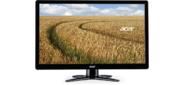 "ACER 24"" G246HLFbid LED,  1920x1080,  1ms,  250cd / m2,  1000:1,  VGA + DVI  (w / HDCP) + HDMI,  Black Glossy w / Red stripes on Footstand"