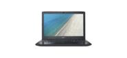 Ноутбук Acer TMP259-G2-M-51BW TravelMate  15.6'' FHD (1920x1080) / Intel Core i5-7200U 2.50GHz Dual / 4GB / 500GB / Integrated / noDVD / WiFi / BT / 1.3MP / SD / 4cell / 2.40kg / Linux / 1Y / BLACK