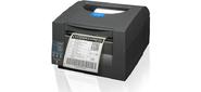 Принтер Citizen CL-S521G,  200 dpi,  серый,  ДТ,  языки  Zebra /  Datamax