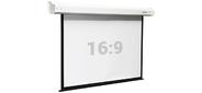 """Digis Electra-F [DSEF-16906] Экран настенный с электроприводом формат 16:9,  135"""",  308x178,  рабочая поверхность 300x168,  MW"""