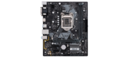 ASUS PRIME H310M-A R2.0,  LGA1151,  H310,  2*DDR4,  D-Sub+DVI+HDMI,  SATA3,  Audio,  Gb LAN,  USB 3.1*4,  USB 2.0*6,  COM*1 header  (w / o cable),  mATX