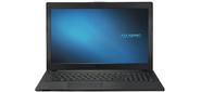 """ASUS PRO P2540FA-GQ0887 Core i3 10110U / 8Gb / 256Gb SSD / 15.6""""HD AG (1366x768) / DVD writer 8X / RG45 / WiFi / BT / HD Cam / DOS / 2Kg / Black"""