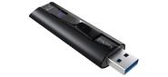 SanDisk CZ880 Cruzer Extreme Pro,  128GB,  USB 3.1,  Металлич.,  Черный