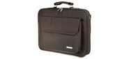 """Continent CC-03 Brown,  Сумка для ноутбука,  15.4"""",  коричневый,  нейлон,  полиэстер."""
