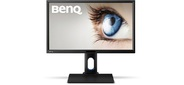 """BENQ BL2423PT 23.8"""",  IPS,  LED,  1920x1080,  6ms,  16:9,  250 cd / m2,  6ms,  20M:1,  178 / 178,  D-sub,  DVI,  DP,  2xUSB,  2.0 Speaker,  HAS,  Pivot,  Tilt,  Swivel Black"""