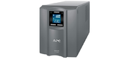 APC Smart-UPS C SMC1000I-RS 600W / 1000VA,  черный