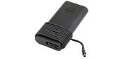 Dell Power Supply 130W; USB-C; комплект с кабелем питания 1 м  (XPS 9570 / 9575)