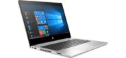 """HP ProBook 430 G6 13.3"""" (1920x1080) / Intel Core i5 8265U (1.6Ghz) / 8192Mb / 128SSDGb / noDVD / Int:Intel HD Graphics 620 / 48WHr / war 1y / 1.49kg / Silver / Win10Pro64"""