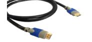 Kramer C-HM / HM / PRO-3 Кабель HDMI-HDMI   (Вилка - Вилка),  0, 9 м