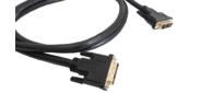 Kramer C-DM / DM / XL-15 Кабель DVI-D Single link  (Вилка - Вилка),  4, 6 м