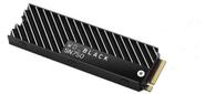 Накопитель твердотельный WD Твердотельный накопитель SSD WD Black SN750 NVMe WDS250G3X0C 250ГБ M2.2280  (без радиатора)