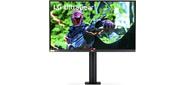 "Монитор LG 27"" Gaming 27GN880-B черный IPS LED 16:9 HDMI матовая HAS 350cd 178гр / 178гр 2560x1440 DisplayPort FHD USB 5.9кг"