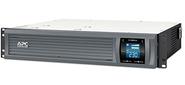 APC Smart-UPS C SMC2000I-2URS 1300Вт 2000ВА черный