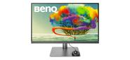 "Монитор BENQ 27"" PD2720U IPS LED 3840x2160 5ms 350cd / m2 20M:1 178° / 178° HDMI DP1.2,  miniDP1.2,  USB 3.1x3 / TB3x2 Flicker-free speakers HAS Pivot Tilt Swivel Black"