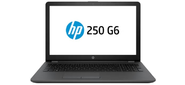 "HP 250 G6 Intel Core i3-7020U,  8192Mb,  1TB,  NoODD,  15.6"" HD  (1366x768) AG,  31Wh,  2.1kg,  Dark,  Win10Home64,  1yw"