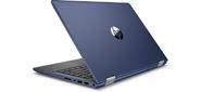 """HP Pavilion 14x360 14-dh0003ur 14.0"""" FHD Touch, Intel Core i5-8265U,  8Gb,  256Gb SSD,  no ODD,  Win10,  синий"""