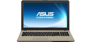 "Asus X540UB-DM048T Intel Core i3-6006U,  4Gb,  500Gb,  15.6"" FHD AG,  NV MX110 2G,  noODD,  BT,  Win10Home64,  Chocolate Black"