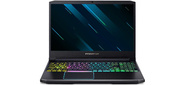 "Acer Helios 300 PH317-53-77NQ Intel Core i7-9750H / 16384Mb / 1Tb / SSD 256гб / nVidia GeForce RTX 2060 6G / 17.3"" / IPS / FHD  (1920x1080) / Linux / black / WiFi / BT / Cam"