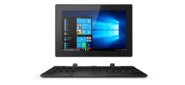"Lenovo Tablet LV 10.1"" WUXGA  (1920x1200) IPS,  Cel N4100,  8GB LPDDR4,  128GB EMMC,  WiFi,  BT,  Cam 720HD /  5MP,  FPR,  NFC,  PEN,  TPM2,  MicSD 4-1,  2 Cell,  Win 10 Pro64-RUS,  Black,  1YR Carry-in"