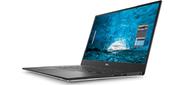 "Dell XPS 15 Intel Core i7-8750H / 16384Mb / SSD 512гб / nVidia GeForce GTX 1050 Ti 4G / 15.6"" / FHD  (1920x1080) / WiFi / BT / Cam / Win10Home64 / silver"