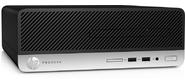 HP ProDesk 400 G6 SFF Intel Core i3-9100,  8192MB,  256гб SSD,  DVD,  kbd / mouse,  HDMI Port,  Win10Pro64,  1-1-1 Wty