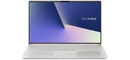 "ASUS Zenbook 15 UX533FD-A8068R Intel Core i7-8565U,  16384Mb,  512гб SSD,  GeForce GTX 1050 MAXQ 2G,  15.6"" FHD  (1920x1080) AG,  WiFi,  BT,  HD IR,  RGB Combo Cam,  Win10Pro64,  1.6Kg,  Icicle Silver Metal"