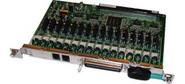 Плата 16 внутренних аналоговых портов Panasonic KX-TDA0174XJ для TDA100 / 200