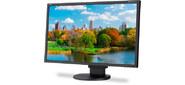 """NEC EA223WM-BK 22"""",  1680x1050; 16:10,  0, 282mm; 5 ms; 16, 77m; 250cd / m2; 1000:1; 170 / 170; Hight adj.:130;Tilt,  Pivot; D-Sub,  DVI-D,  DisplayPort,  USB,  Internal PS; 1+1W speakers; Black"""