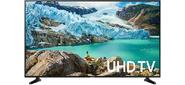 "Телевизор LED Samsung 43"" UE43RU7090UXRU 7 черный /  Ultra HD /  100Hz /  DVB-T2 /  DVB-C /  DVB-S2 /  USB /  WiFi /  Smart TV  (RUS)"