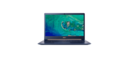 "Acer Swift 5 SF514-53T-793D Intel Core i7-8565U / 16384Mb / SSD 512гб / Intel UHD Graphics 620 / 14.0"" / IPS / Touch / FHD  (1920x1080) / WiFi / BT / Cam / Win10Home64 / blue"