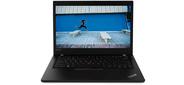 """Lenovo ThinkPad L490 T Core i7 8565U / 8Gb / SSD256Gb / Intel UHD Graphics 620 / 14.0"""" / IPS / FHD  (1920x1080) / Windows 10 Professional / black / WiFi / BT / Cam"""