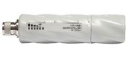 MikroTik RBGrooveGA-52HPacn Точка доступа 2.4 / 5 ГГц 802.11ac Groove 52 ac with 720MHz CPU,  64MB RAM,  1 x Gigabit LAN,  1 x built-in high power 2.4 / 5GHz 802.11a / b / g / n / ac wireless,  RouterOS L4,