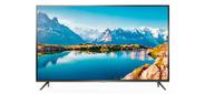 "Телевизор LED TCL 43"" L43P8US стальной / Ultra HD / 60Hz / DVB-T2 / DVB-C / DVB-S2 / USB / WiFi / Smart TV  (RUS)"