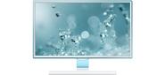 "Монитор Samsung 23.6"" S24E391HL белый PLS LED 4ms 16:9 HDMI матовая 250cd 178гр / 178гр 1920x1080 D-Sub FHD 3.3кг"