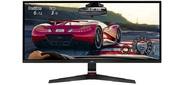 """LG 29UM69G-B Gaming 29"""" IPS LED,  2560x1080,  1ms,  250cd / m2,  100Mln:1,  178° / 178°,  HDMI,  DisplayPort,  USB-С,  Tilt,  регулировка по высоте,  колонки,  VESA,  Black"""