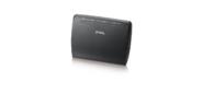 ZyXEL VMG1312-B10D. VDSL2 / ADSL2+ маршрутизатор с точкой доступа Wi-Fi 802.11n,  портом USB и Ethernet-коммутатором